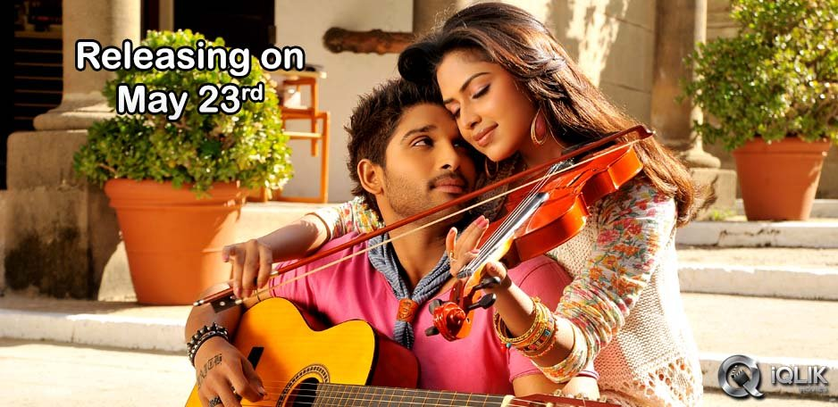 Bunnys-last-day-shoot-of-Iddarammayilatho