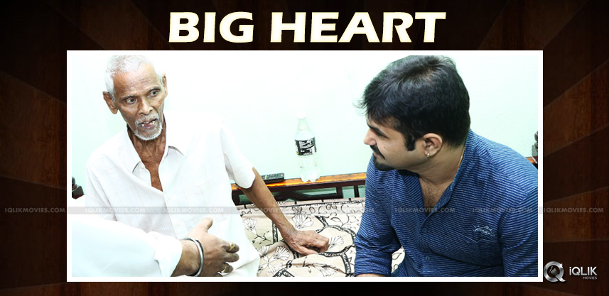 chalakichanti-met-99yearoldfan-in-vijayawada