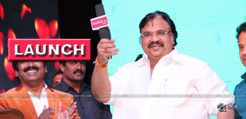 charran-telugu-tv-channel-launch-details