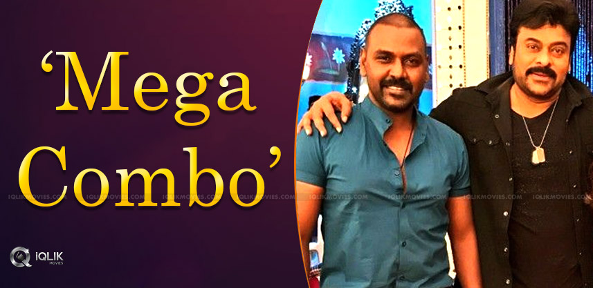 raghava-lawrence-wants-to-direct-megastar-chiranje