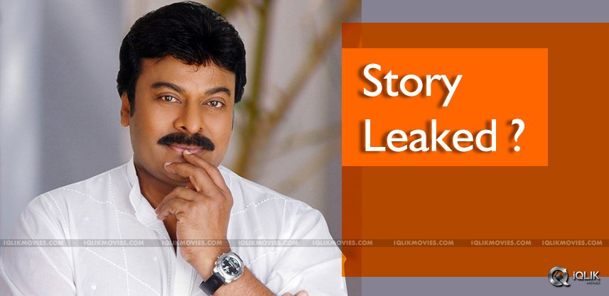 chiranjeevi-150-film-story-leak-details-and-update