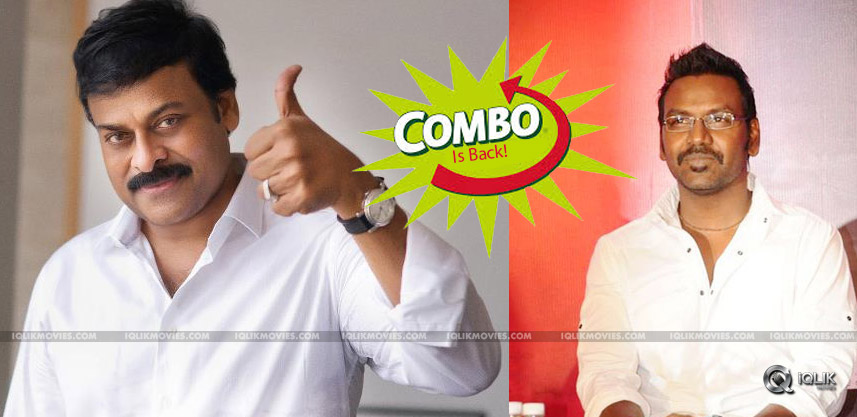 lawrence-to-choreograph-chiranjeevi-in-bruce-lee
