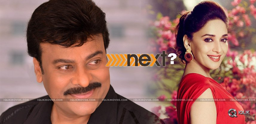 speculations-on-chiranjeevi-acts-with-madhuri-dixi
