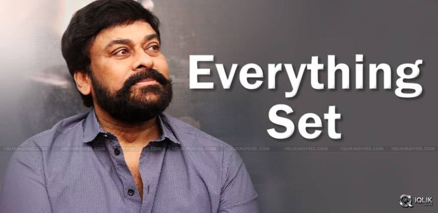 Chiru\'s Shoot With A Motive