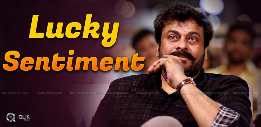 Chiru Becoming Lucky Sentiment?