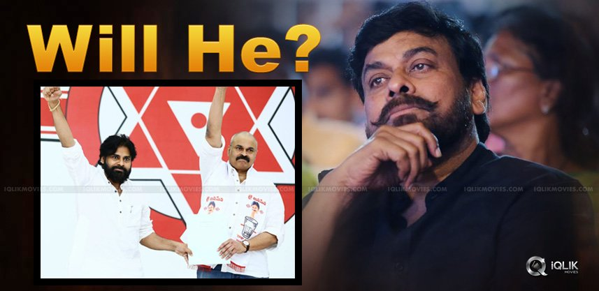 chiranjeevi-may-not-contest-from-jana-sena