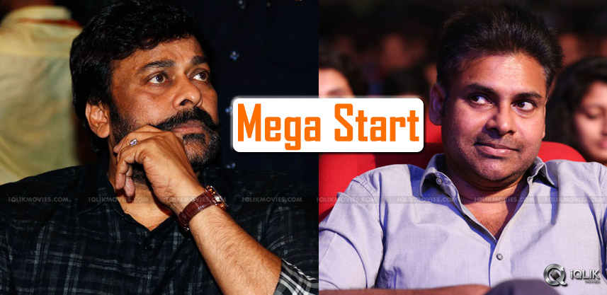 chiranjeevi-pawan-kalyan-movies-shooting-updates