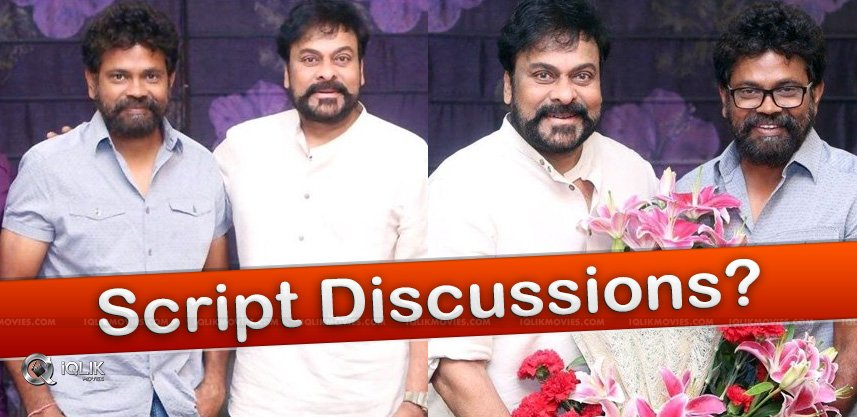 Sukumar-Submits-Chiranjeevi-Changed-Lucifer-Script
