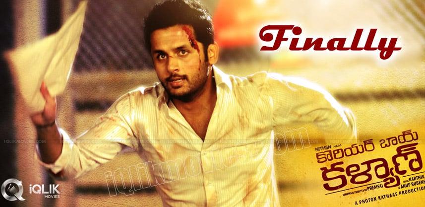 nithiin-courier-boy-kalyan-movie-release-news