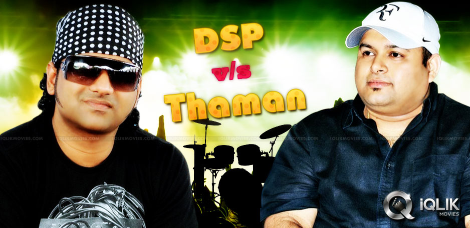 devi-sri-prasad-and-thaman-audio-albums-in-a-week