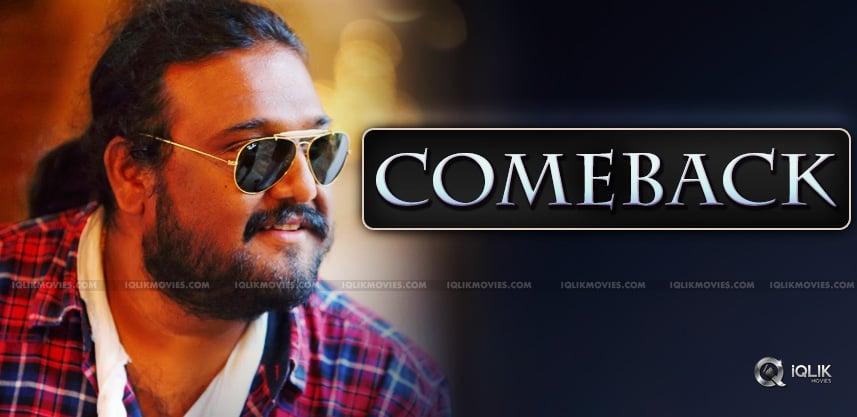 director-siva-to-make-a-comeback-into-telugu