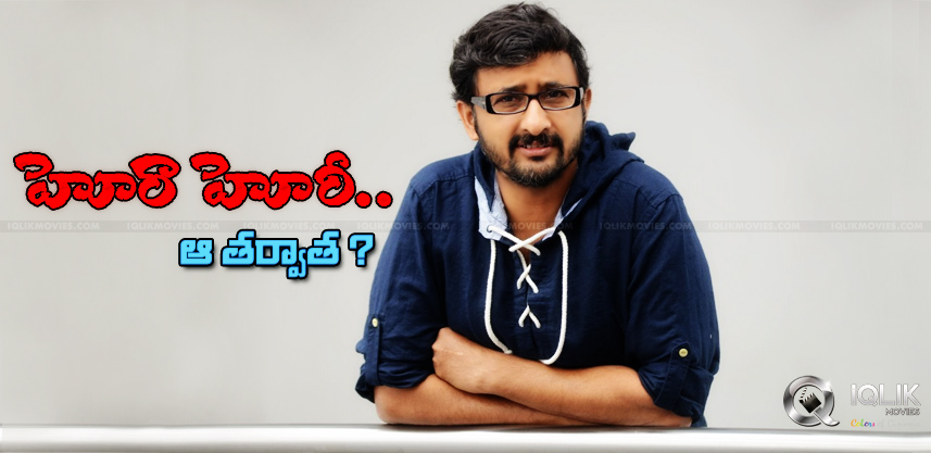 teja-to-direct-new-film-horaa-hori-with-youngsters