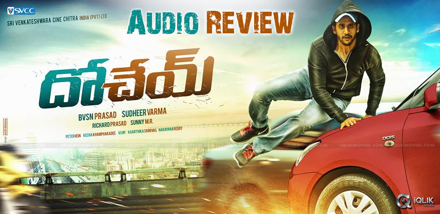 naga-chaitanya-dohchay-audio-review