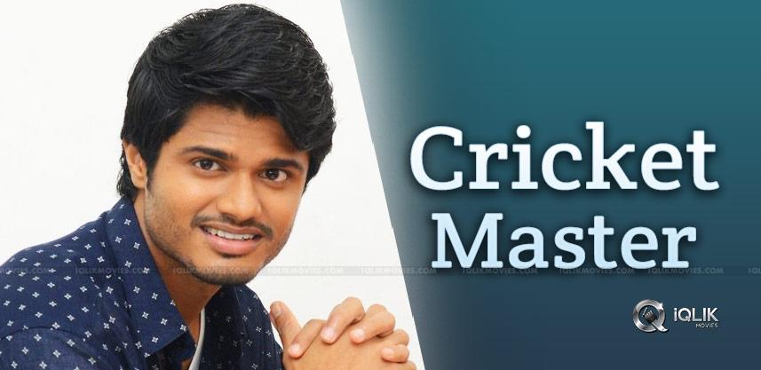 anand-deverakonda-cricket-interest