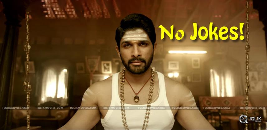 Duvvada-Jagannadham-No-Jokes-On-Brahminism