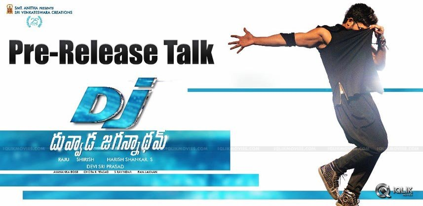 Duvvada Jagannadham Pre-Release Talk