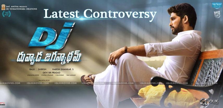 duvvadajagannadham-got-2-objectionable-scenes
