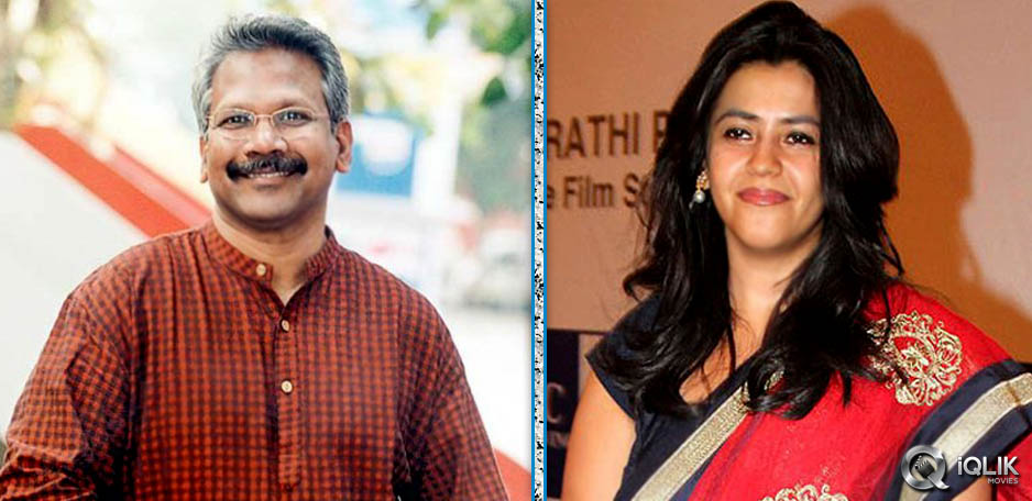 Ekta-joins-hands-with-Mani-Ratnam