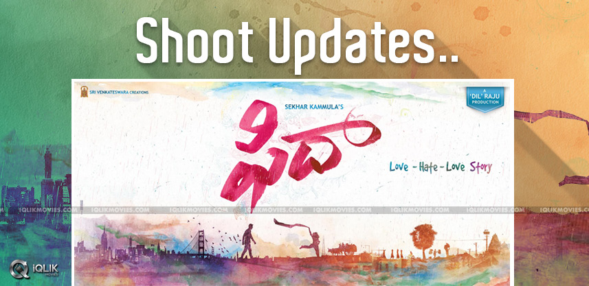 sekhar-kammula-fidaa-shoot-updates
