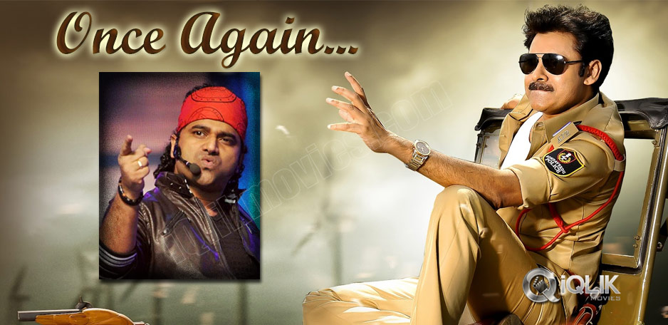 Devi-Sri-Prasad-to-Compose-Music-for-Gabbar-Singh-
