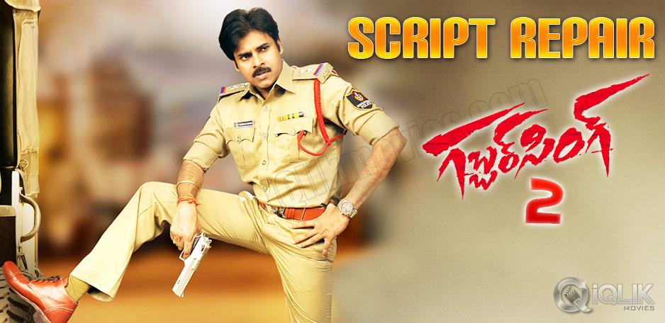 Gabbar-Singh-2-Undergoing-Script-Repair