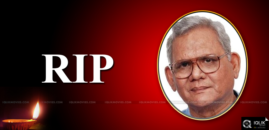 telugu-writer-ganesh-patro-passes-away