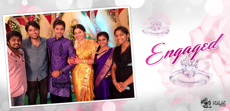 Geetha-Madhuri-engaged-to-actor-Nandu