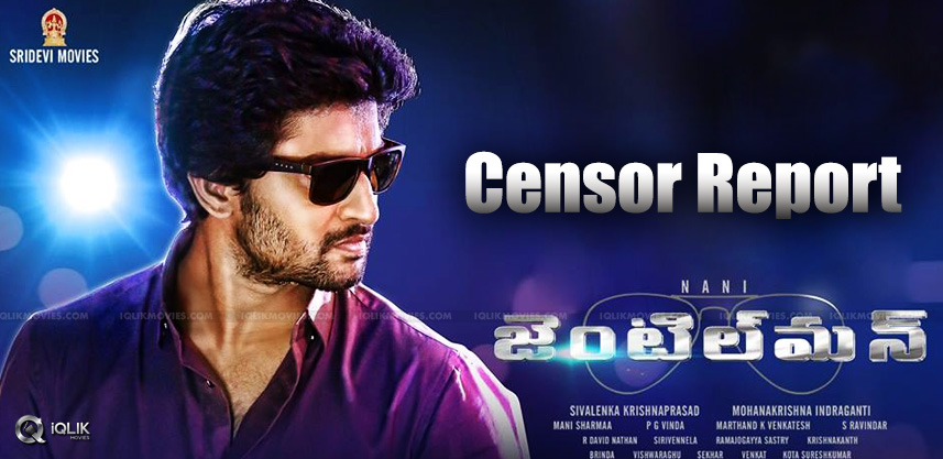 nani-gentleman-censor-release-date-details