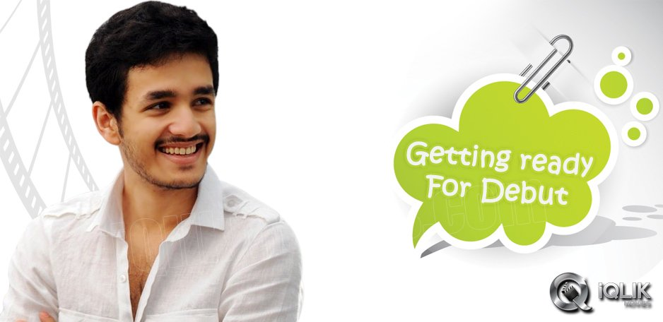 Akhil-refutes-rumours-about-his-debut