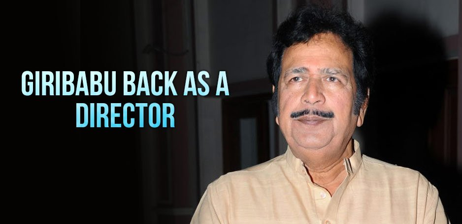 Giribabu-back-as-a-Director