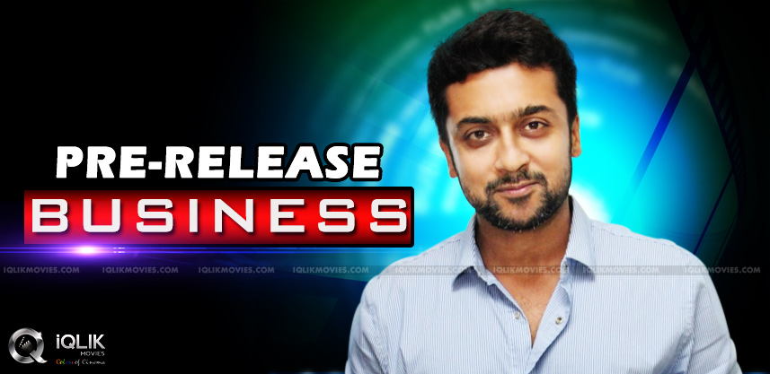 suriya-anjaan-sikindar-movie-make-good-business