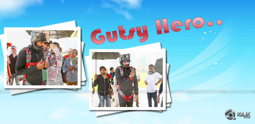 gopichand-skydive-at-dubai-goutham-nanda