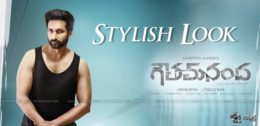 gopichand-gouthamnanda-firstlook-details