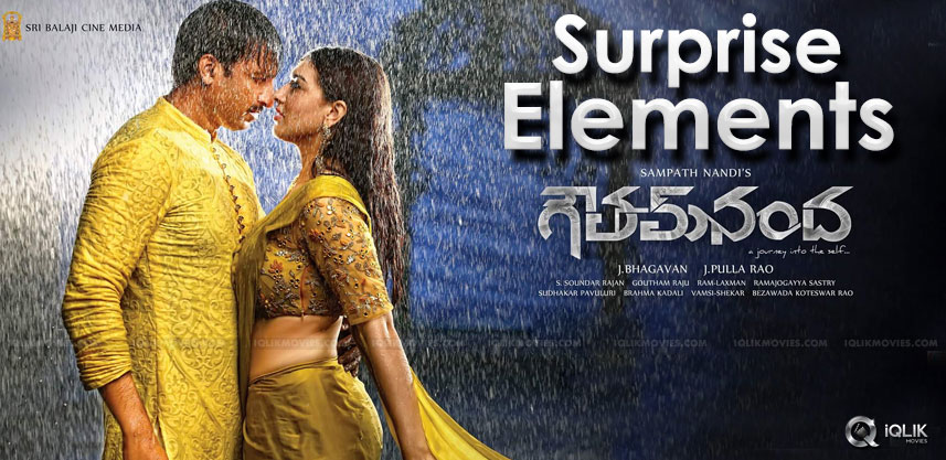 gouthamnanda-movie-surprise-elements