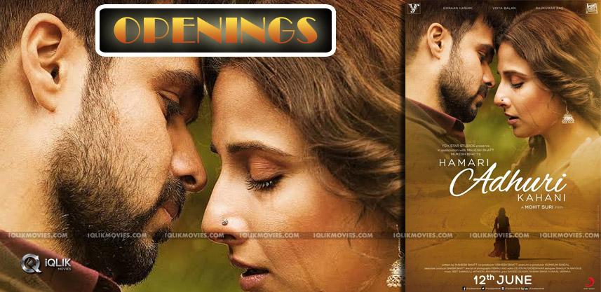 hamari-adhuri-kahani-movie-openings-news