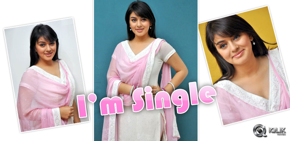 Im-single-Hansika