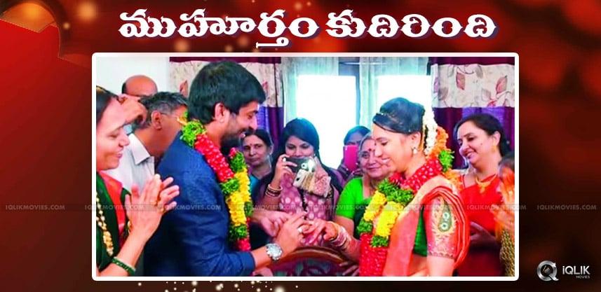 director-hanu-raghavapudi-wedding-details