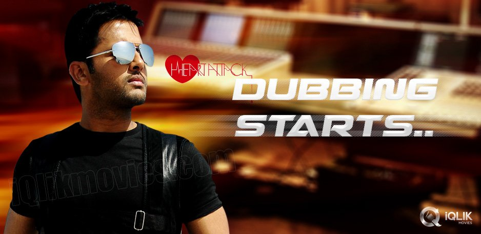 Heart-Attack-dubbing-started-today