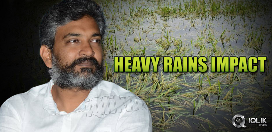 Heavy-rains-affect-Baahubali-shooting-spot