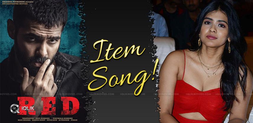 Hebah-Patel-RED-Hot-Item-Song