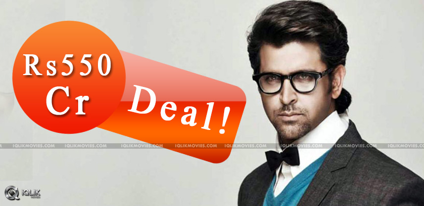 hrithik-roshan-550-cr-deal-with-television-channel
