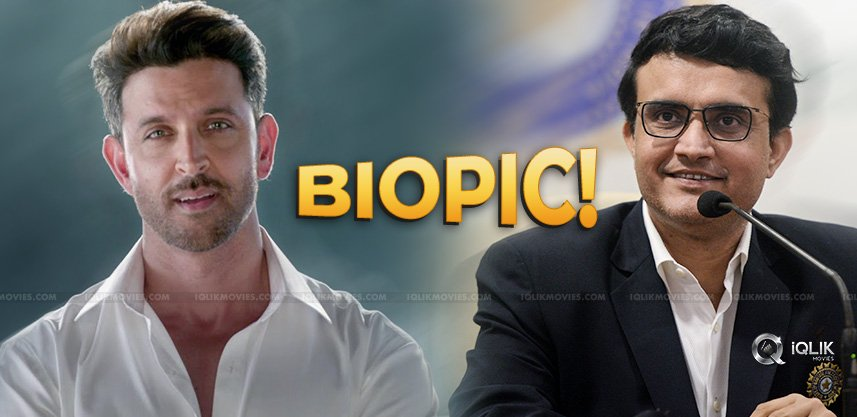 Biopic-on-Ganguly-Hrithik-to-play-the-lead-role
