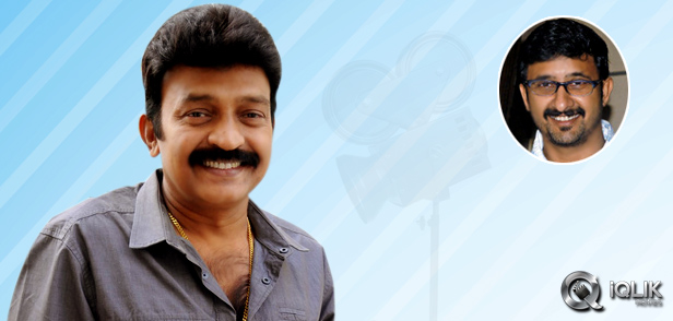 Teja-to-direct-Rajasekhar