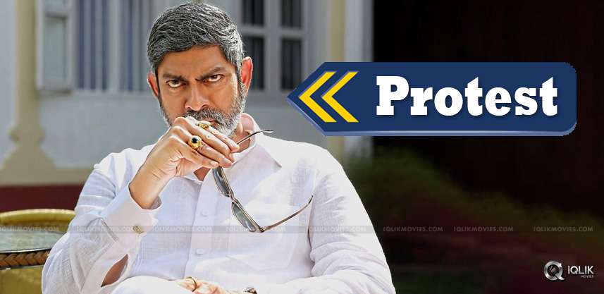 jagapathi-babu-apartment-trouble-ghmc