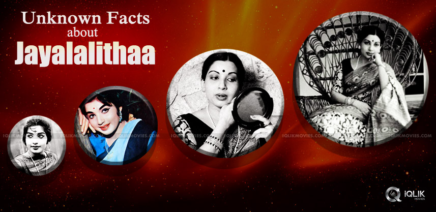 lesser-known-facts-of-jayalalithaa-details