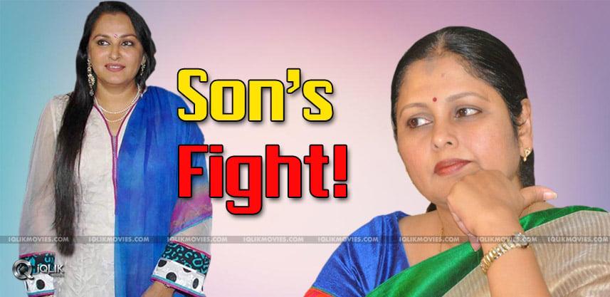 jayaprada-jayasudha-sons-movie-debut-details