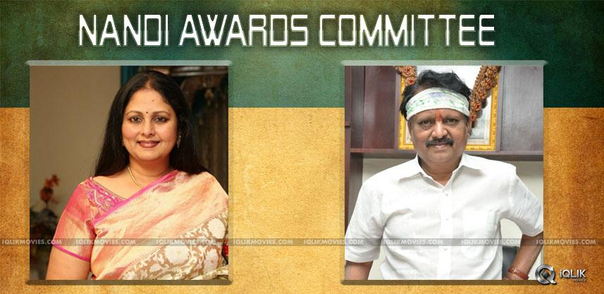 jayasudha-kodiramakrishna-to-lead-nandi-awards