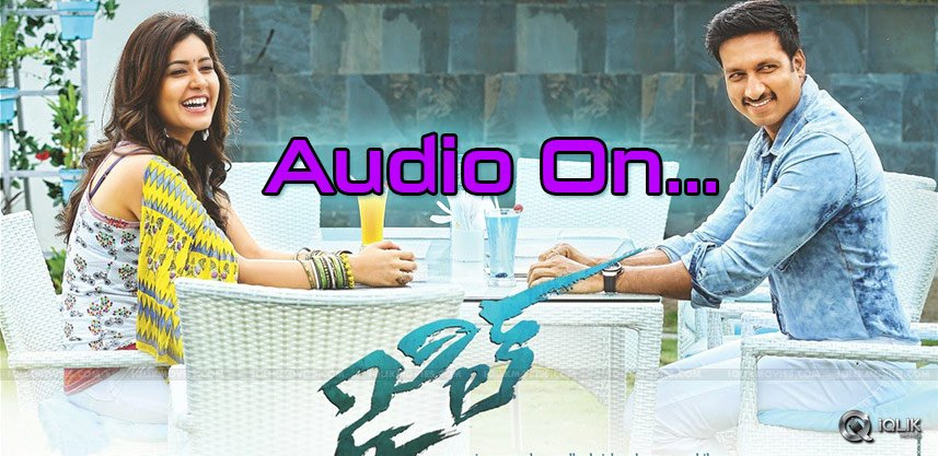gopichand-jill-movie-audio-release