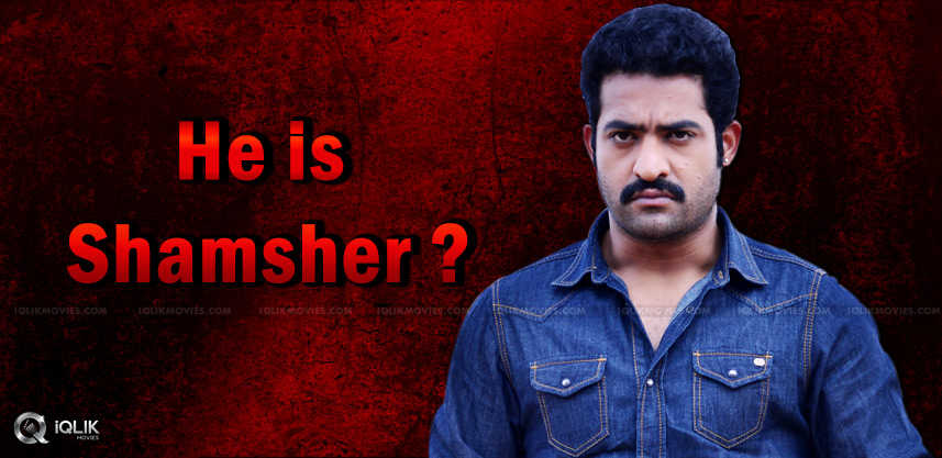 jr-ntr-becomes-shamsher-for-puri-jagannadh