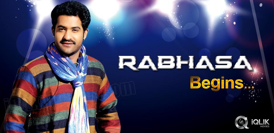 JrNTRs-Rabhasa-Started